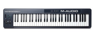 Клавиатура MIDI M-Audio Keystation 61