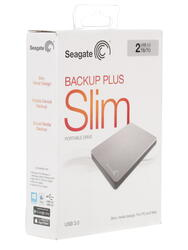 "2.5"" Внешний HDD Seagate Backup Plus Slim [STDR2000201]"