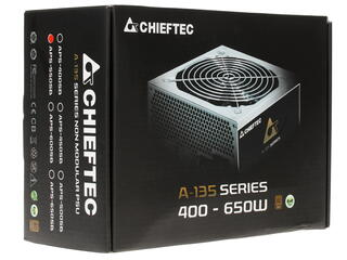 Блок питания Chieftec A-135 Series 550W [APS-550SB]
