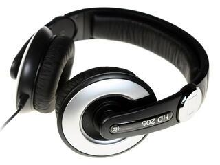 Отзывы покупателей о Наушники Sennheiser HD 205 черный. Интернет ... ef853904ee7cb