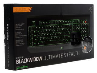 Клавиатура Razer BlackWidow Ultimate Stealth 2014