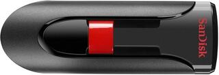 Память USB 2.0 Flash SanDisk Cruzer Glide 64 Gb Black