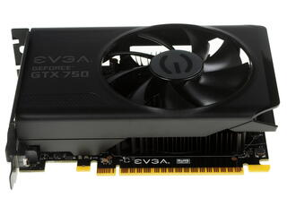 Видеокарта EVGA GeForce GTX 750 [01G-P4-2751-KR]