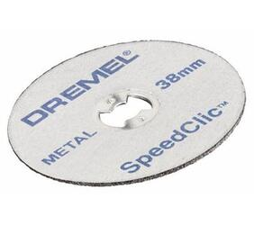 Насадки DREMEL SPEED CLIC SC456 2615S456JC