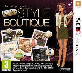 "Игра для 3DS ""New Style Boutique"" (3+)"