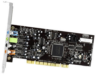 "Звуковая карта Creative ""Audigy SE"" 7.1 PCI Retail"