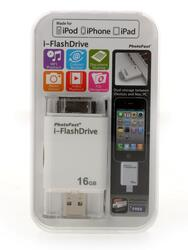 Память USB Flash i-FlashDrive 16 Гб