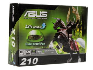 Видеокарта ASUS GeForce 210 [210-1GD3-L]