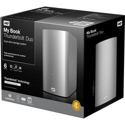 "3.5"" Внешний HDD WD My Book Thunderbolt Duo [WDBUSK0060JSL]"