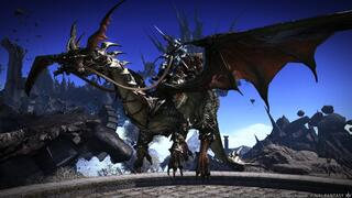 Игра для ПК Final Fantasy XIV: Heavensward