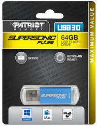 Память USB Flash Patriot PSF64GSPUSB 64 Гб