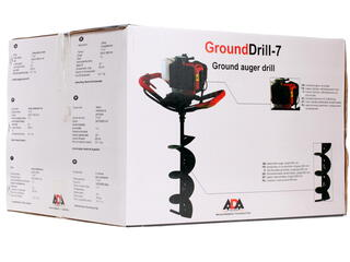 Мотобур ADA Ground Drill 7