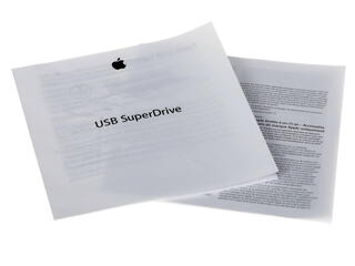 Привод внеш. DVD-RW MacBook Air SuperDrive MD564