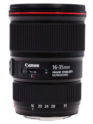 Объектив Canon EF 16-35mm F4.0 L IS USM