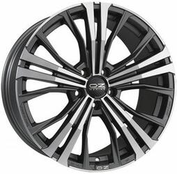 Автомобильный диск Литой OZ Racing Cortina 9x19 5/120 ET 40 DIA 79 Matt Dark Graphite D.C.