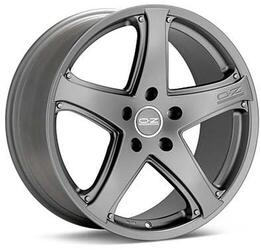Автомобильный диск Литой OZ Racing Canyon ST 9,5x20 5/120 ET 40 DIA 66,6 Matt Graphite Silver
