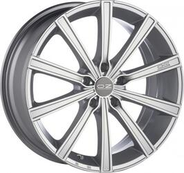 Автомобильный диск Литой OZ Racing Lounge 8 7x16 4/108 ET 25 DIA 75 Metal Silver Diamond Cut