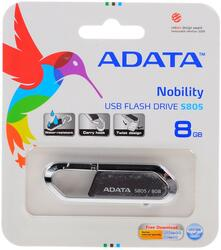 Память USB Flash AData S805 8 Гб