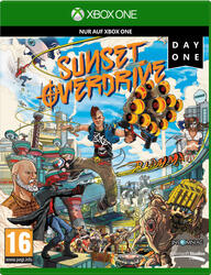 Игра для Xbox One Sunset Overdrive