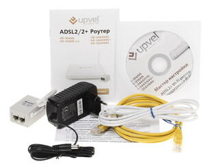Маршрутизатор UPVEL UR-354AN4G