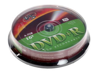 Диск VS DVD+R 4.7Gb