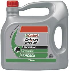 Моторное масло CASTROL Act\>Evo 4T 10W40 4662580090