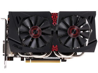 Видеокарта ASUS GeForce GTX 960 [STRIX-GTX960-DC2OC]