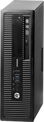 ПК HP EliteDesk 800 SFF i5 4570/4Gb/500Gb/DVDRW/Win 8 Prof 64 downgrade to Win 7 Prof 64/клавиатура/мышь (RUS)