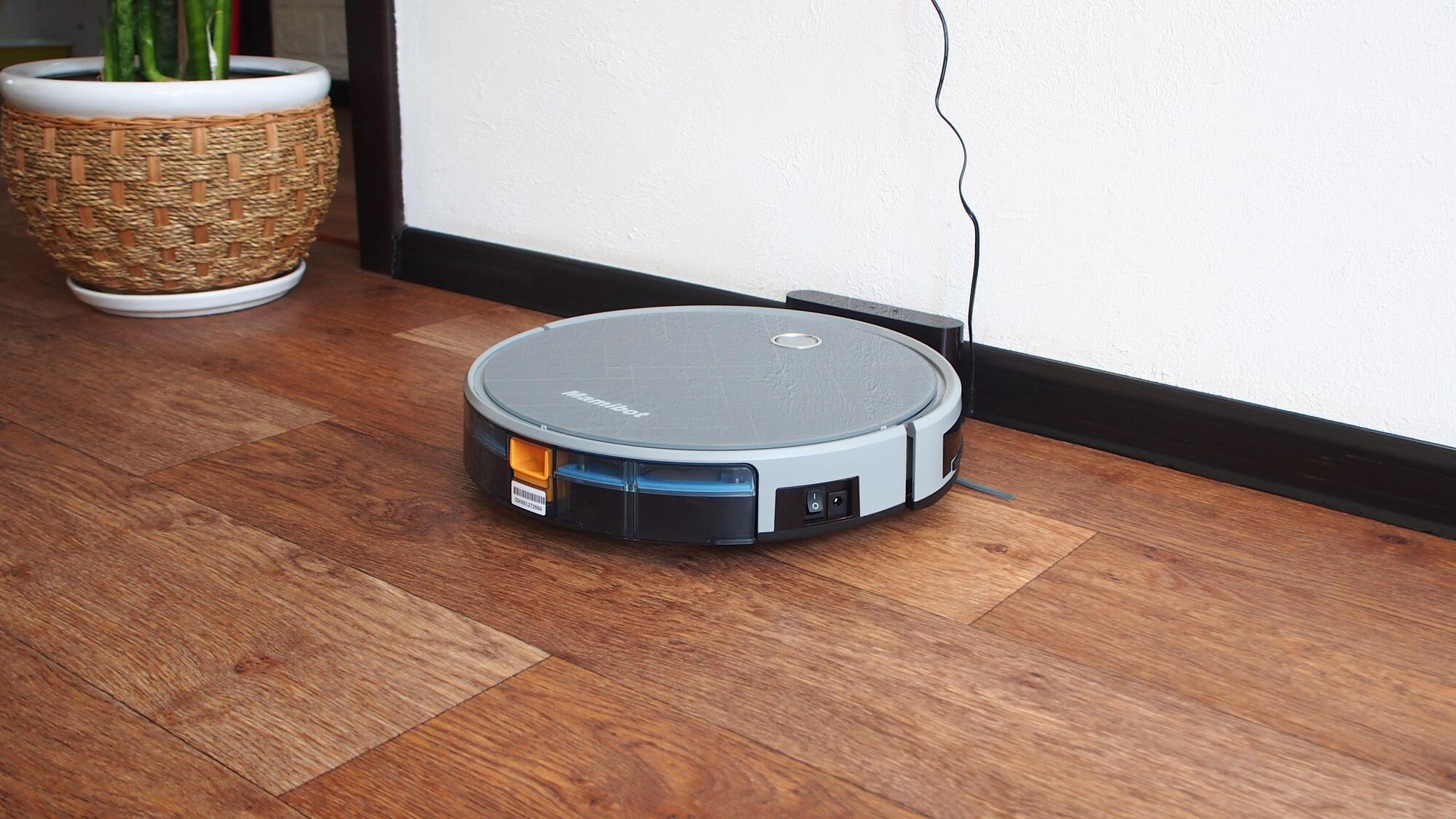 Bytovaya Tehnika - Obzor pylesosa-robota Mamibot EXVAC660. My AutoMating Ideas