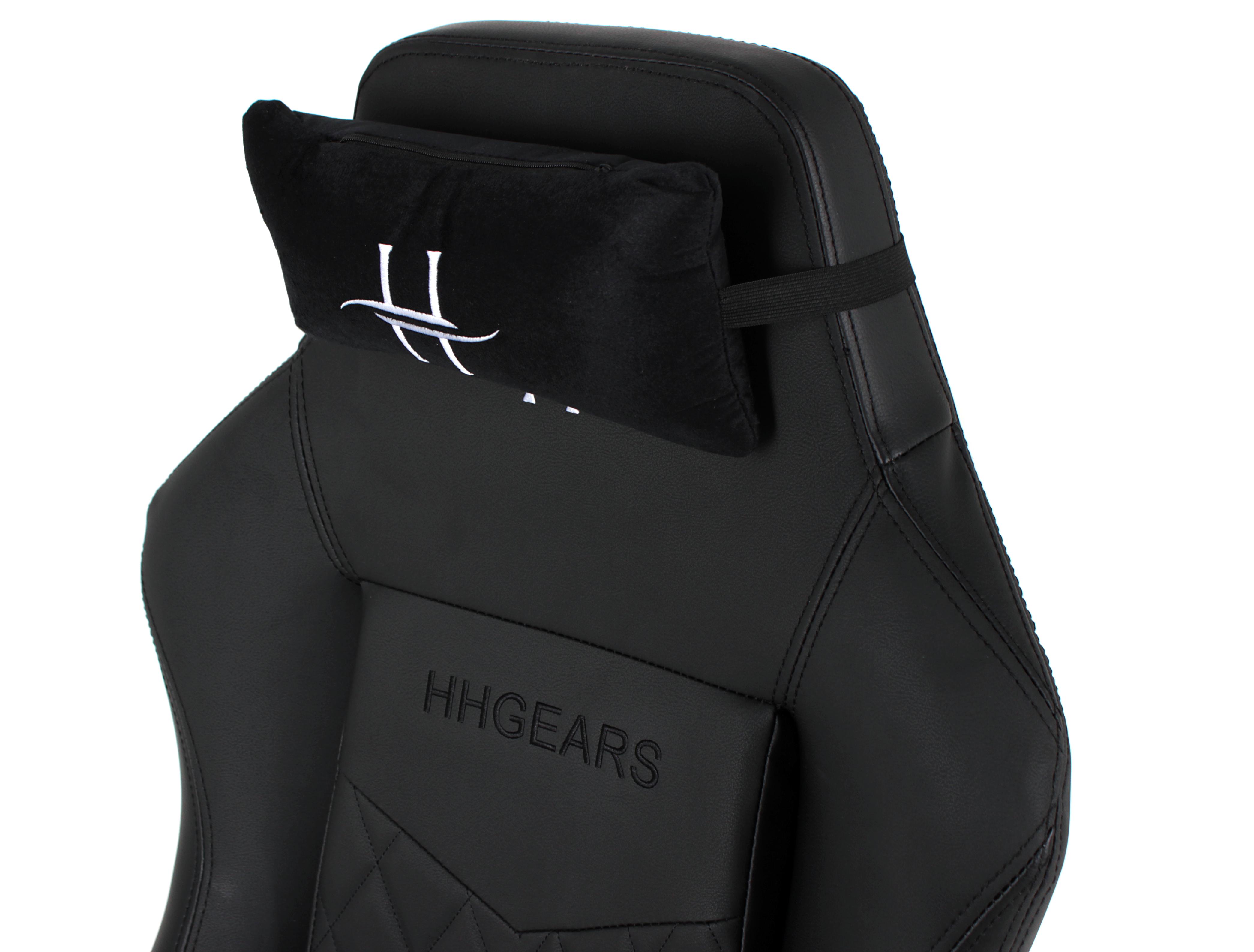 Periferiya - Obzor igrovogo kresla HHGears XL-800. Optimalnyy vybor.
