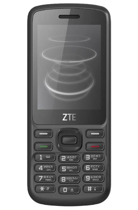 Сотовый телефон ZTE F327 Black