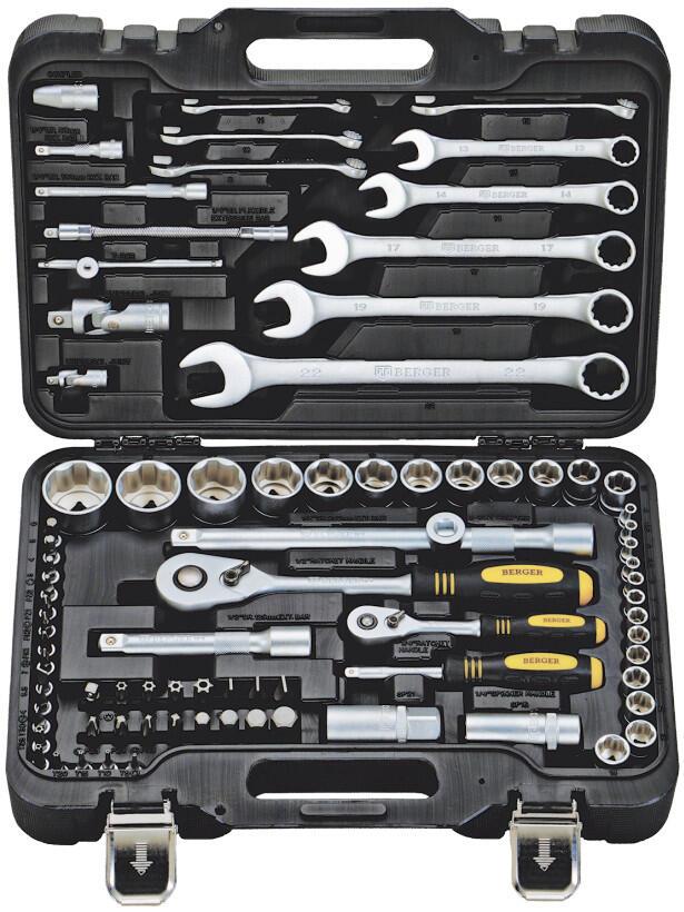 Набор инструмента Berger BG095-1214