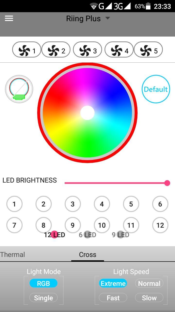 Kompyutery i komplektuyushcie - Obzor komplekta ventilyatorov Thermaltake Riing Plus 14 LED RGB Radiator Fan TT Premium Edition