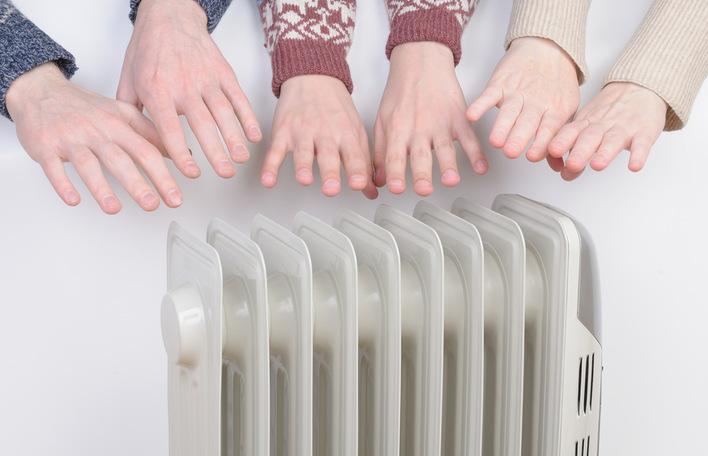 Бытовой масляный радиатор устройство регулировка температуры