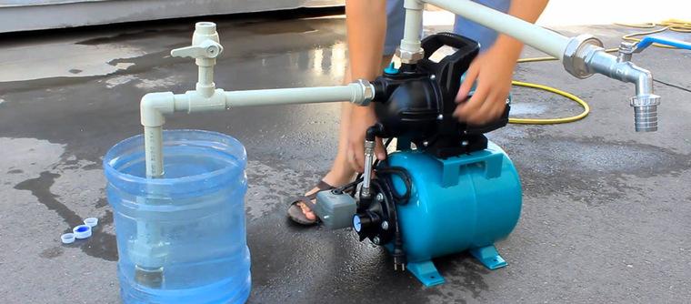 Артезианские промышленные насосы ЭЦВ большой производительности для забора воды