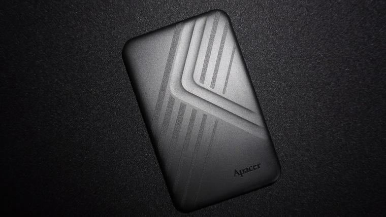 Обзор внешнего жесткого диска Apacer AC236 — стильно, модно, легко ...