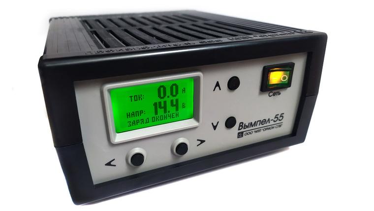 Обзор зарядно-предпускового устройства Вымпел-55