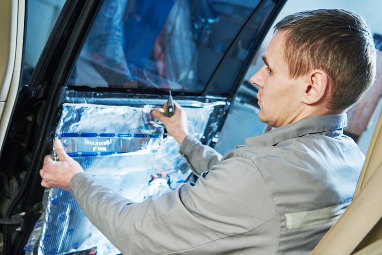 СтопШум: шумоизоляция автомобиля своими руками