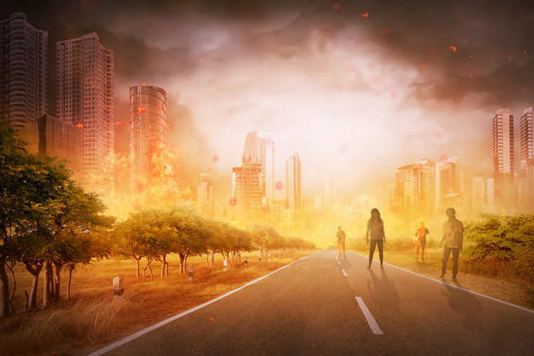 Как выжить в постапокалипсисе: технологии против зомби