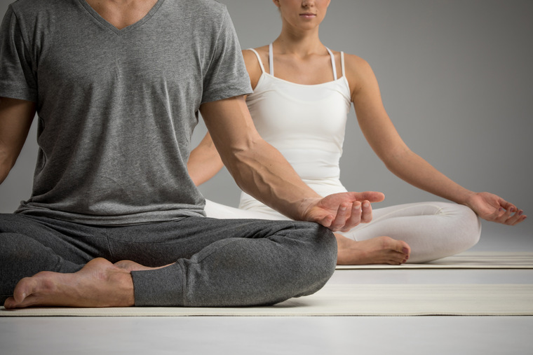 10 мобильных приложений для медитации