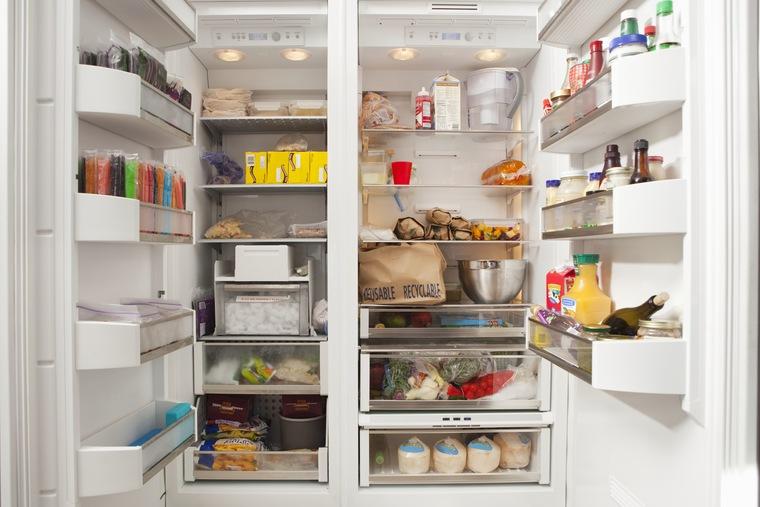 ТОП-5 холодильников side-by-side