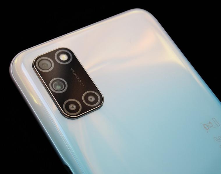 Смартфон OPPO A72
