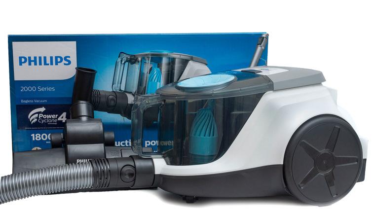 👉Обзор безмешкового пылесоса Philips 2000 серии, модель XB2023/01 |  Пылесосы | Обзоры | Клуб DNS