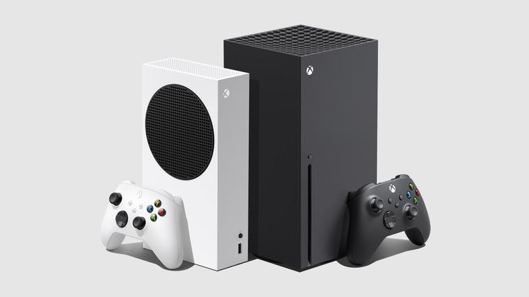 Xbox Series S и X