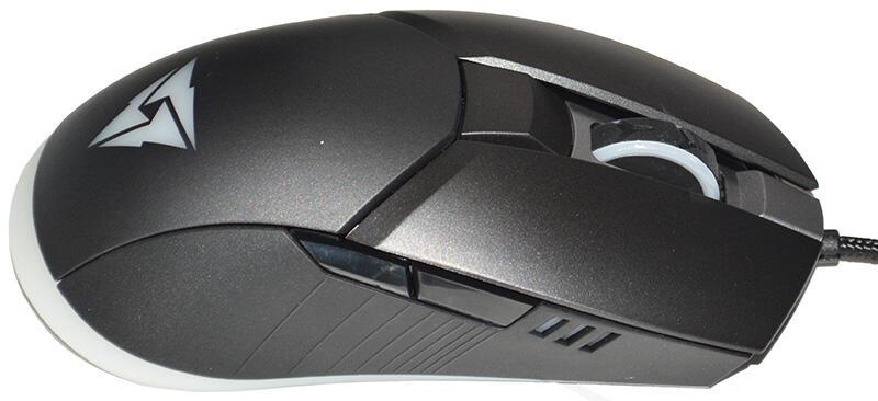 Periferiya - Mysh, kak proizvedenie iskusstva. Obzor igrovoy myshi ThunderX3 AM7