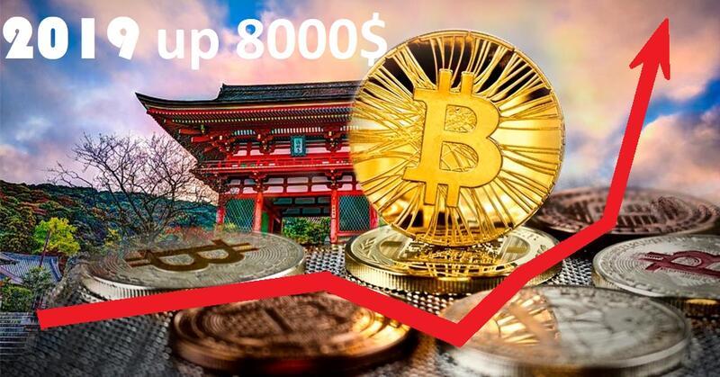 Personalnyy blog - Kurs Bitkoina stremitelno vyros za nedelyu na tret