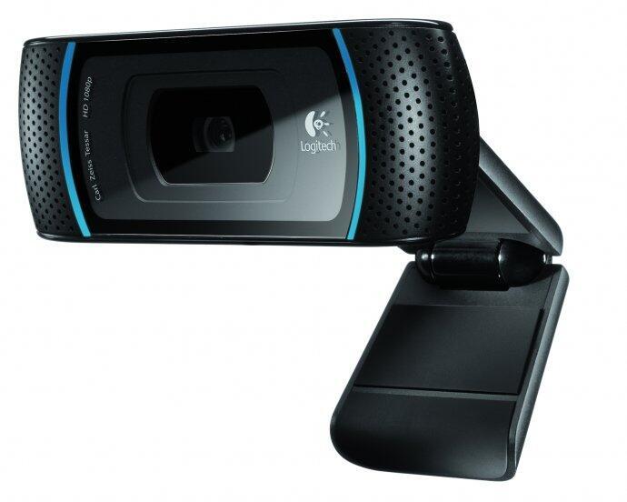 Logitech C910 Pro HD Webcam Driver FREE