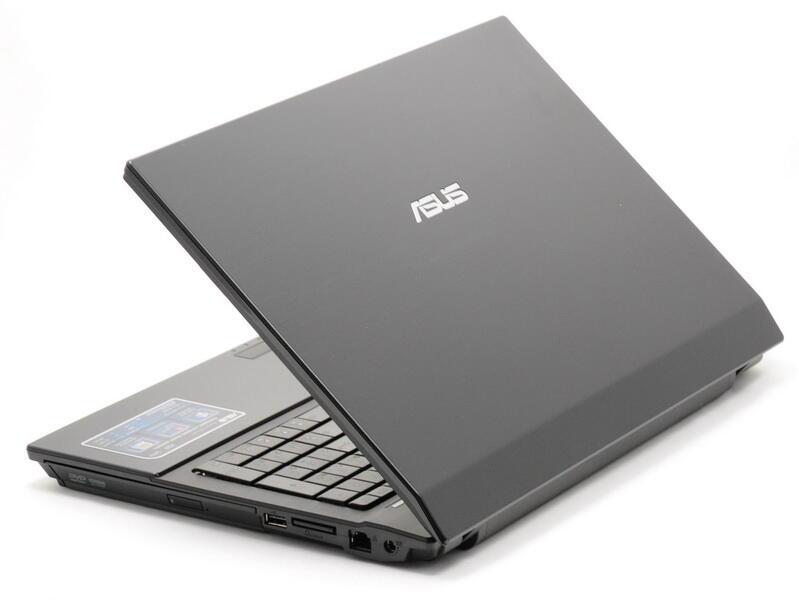 Driver: Asus P52F Notebook Intel VGA