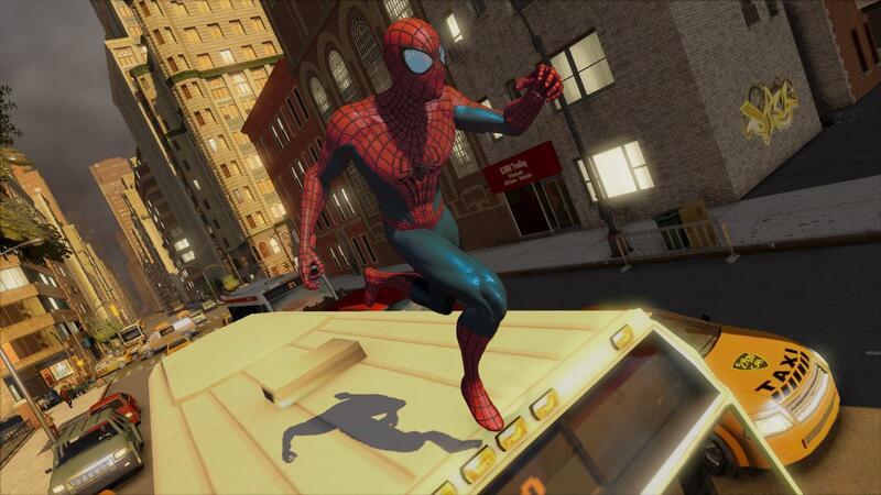 Скачать Игру Эмейзинг Спайдермен 2 Через Торрент На Компьютер - фото 3