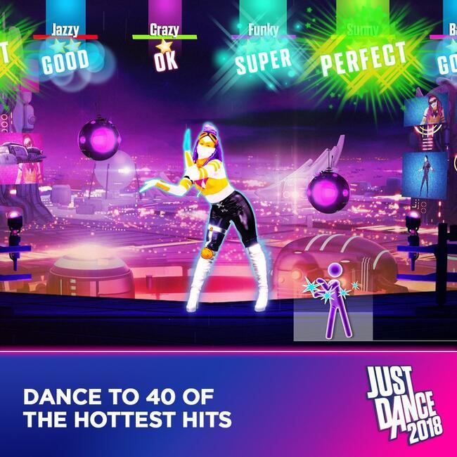 Just dance 2018 скачать на компьютер бесплатно